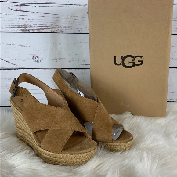 c92a4d3740 UGG Shoes | New Australia Harlow Sandals Size 8 | Poshmark